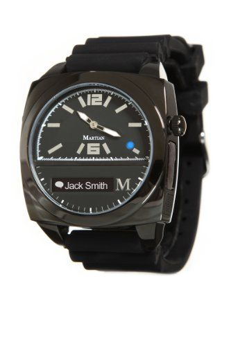 Martian Smartwatch Victory - Achieve your workout goals simply by using a gps tracker to measure all things exercise: topsmartwatchesonline.com