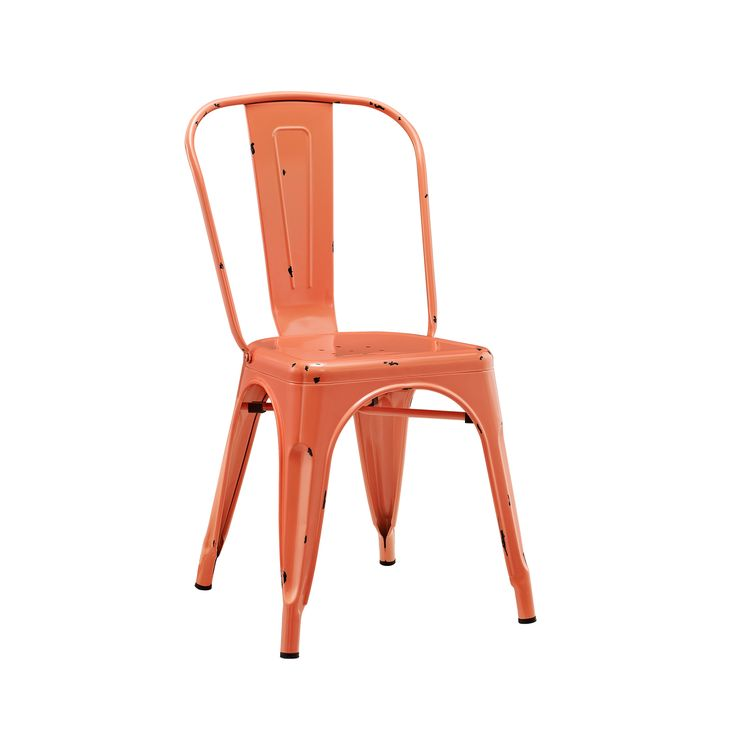 Enjoy the convenience of minimal assembly with these durable  stackable metal  caf  chairs  TheBest 25  Metal cafe chairs ideas on Pinterest   Metal dining  . Metal Cafe Chairs Sale. Home Design Ideas
