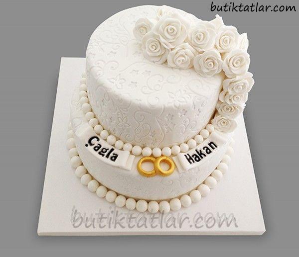 nişan pastası - isimler