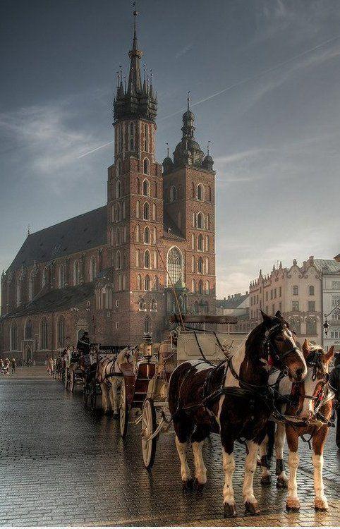 Poland, Kraków