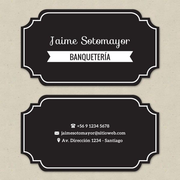 Tarjeta Nº1 | Diseño & Papel | Tienda Online