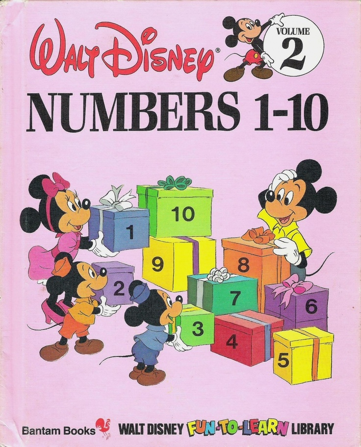 I used to have all of these Disney books and I loved them