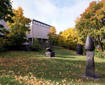 Sara Hildén Art Museum [City of Tampere]