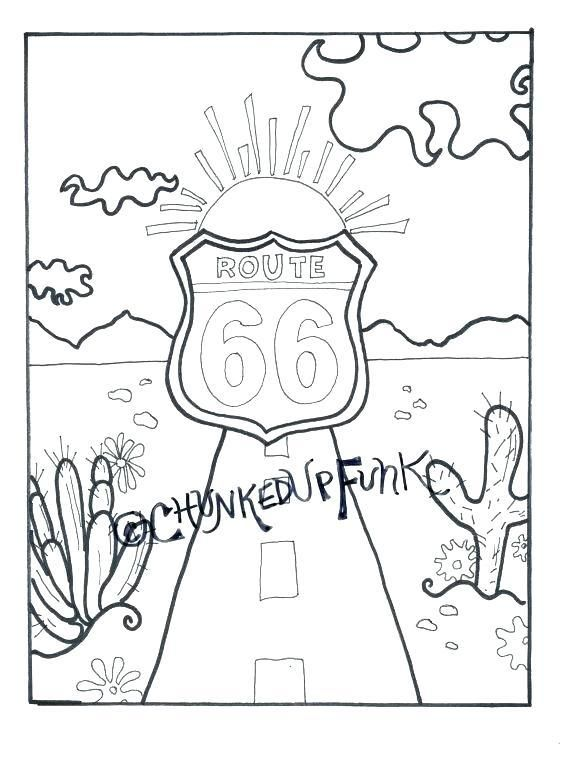 Lent Coloring Pages For Kids Page Desert Printable Route By Plants