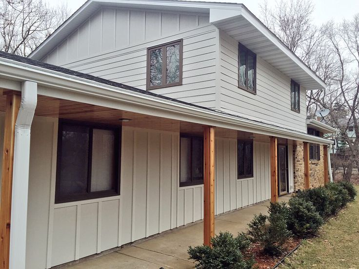 Lp Smarside Siding Traditional Lap Siding With Board And
