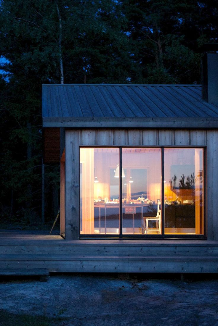 JOARC I ARCHITECTS • Holiday Villas •mökki, summerhouse, scandinavian…