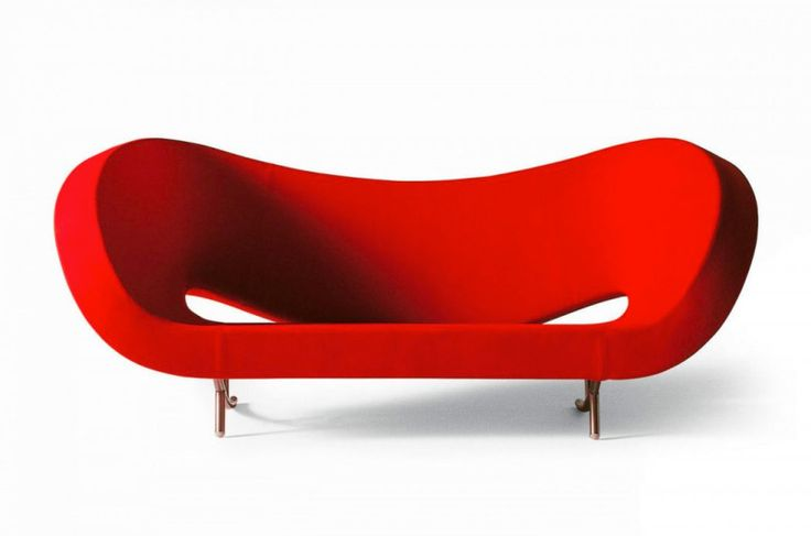 Sculptural Furniture Design by Ron Arad