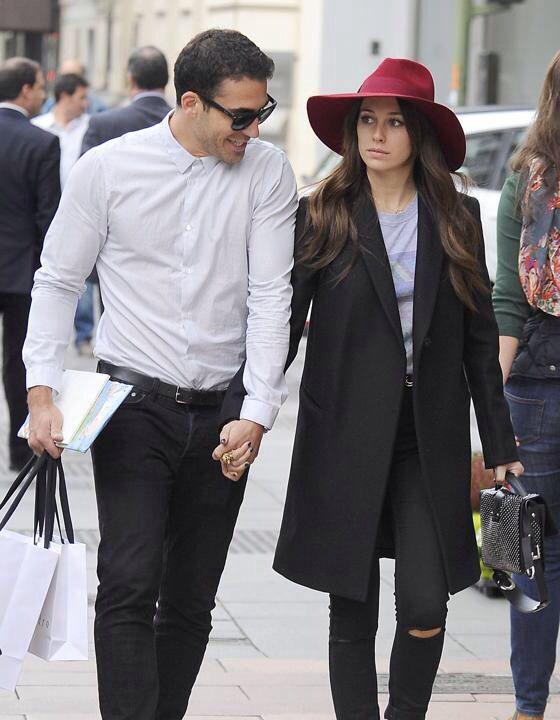 Blanca Suarez y Miguel Angel Silvestre