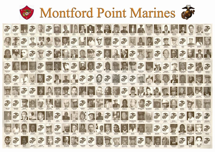marines of montford point essay The marines of montford point the book i chose to do my book report on is the marines of montford point this is a true story of the marines of montford point, north carolina the first african american segment of the united states marine corps in this book we find out the struggles they went.