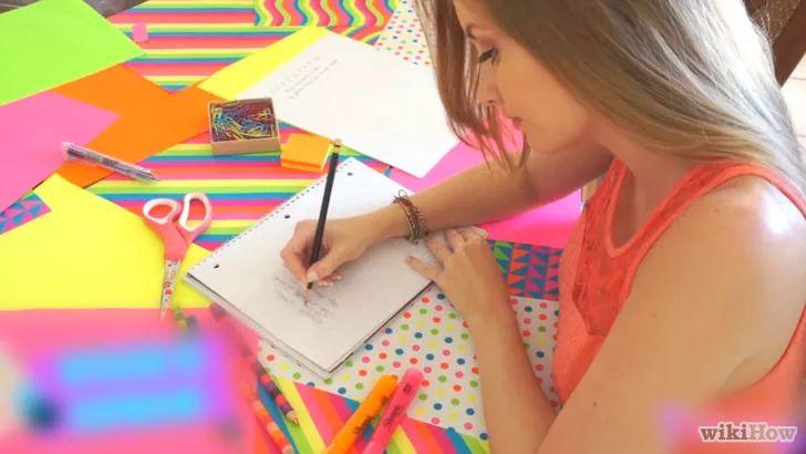Imagem intitulada Improve Your Handwriting Step 17