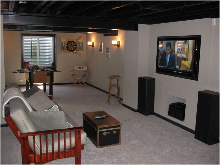 Inexpensive Basement Finishing Ideas Amazing Best 25 Cheap Basement Ideas Ideas On Pinterest  Man Cave Diy Decorating Inspiration
