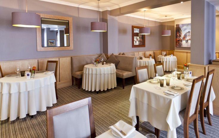 Le Champignon Sauvage - Cheltenham, 2 Michelin Stars, chef David Everitt-Matthias