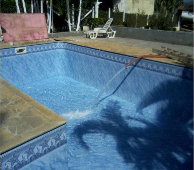 25 melhores ideias sobre piscina de vinil no pinterest for Piscinas p 29 villalba