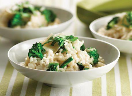 Speedy Broccoli Risotto recipe   Dairy Goodness