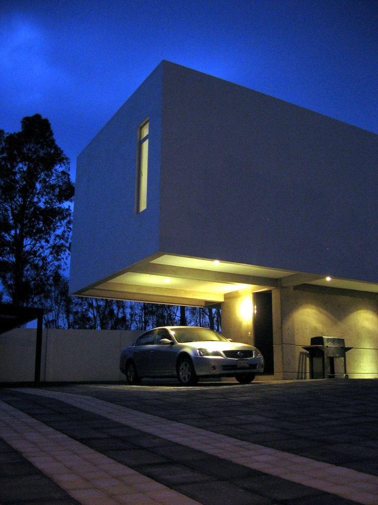 Flat Issa   Dionne Arquitectos #lighting #outdoor #loft #architecture #facade