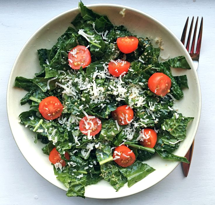 Simple Food: The Must Try Kale Salad