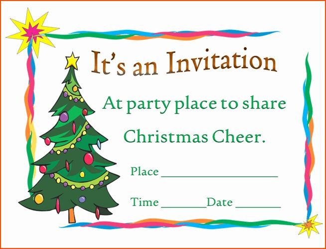 Free Christmas Party Invitations Template Lovely 6 Christmas Party Christmas Party Invitation Template Party Invite Template Holiday Party Invitation Template