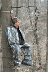 The Heater Body Suit shown here will certainly keep you warm!