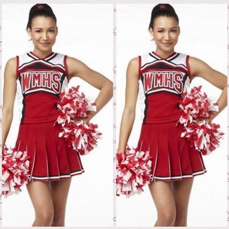 Halloween Ladies Glee Cheerleader School Girl Fancy Dress Uniform Party Costume #Unbranded #CompleteOutfit #FancyParty