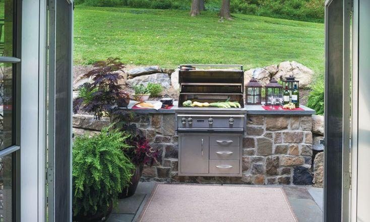 Bucks County Outdoor Kitchens   Outdoor Kitchen Ideas in Richboro PA