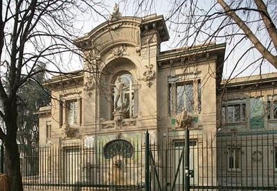 #Acquario Civico di #Milano fu inaugurato nel 1906 in occasione dell'Esposizione Internazionale del Sempione - Civic #aquarium built for the 1906 Expo of #Milan #Expo2015 #Expostory