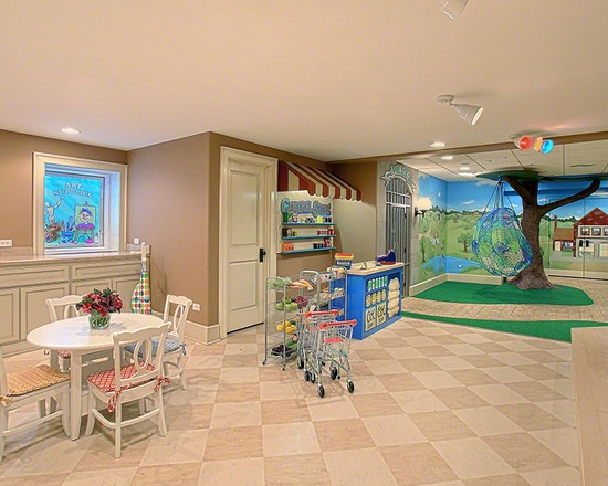 Basement Ideas For Kids 25 best home basement attic garage remodel designs images on
