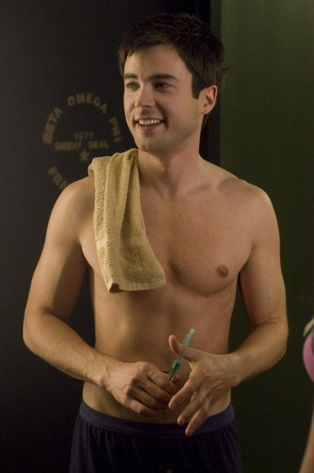 Matt Long from Sydney white!! I think this is one of my favorite scenes, too! (It makes me think of the DOZENS of toilets I've scrubbed)