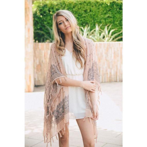 Kimono - Bohemian style