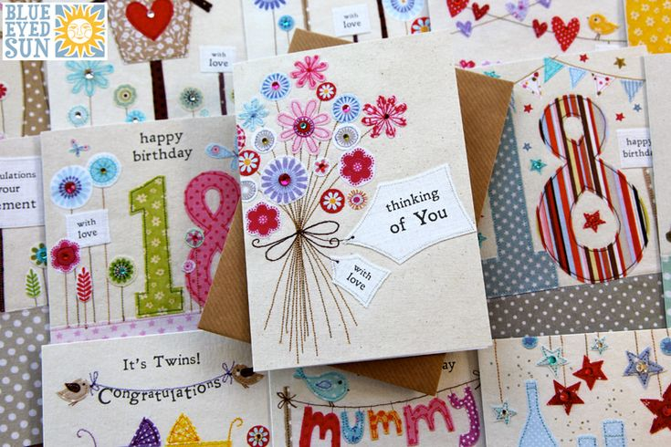 Picnic Cards by Blue Eyed Sun - Bouquet