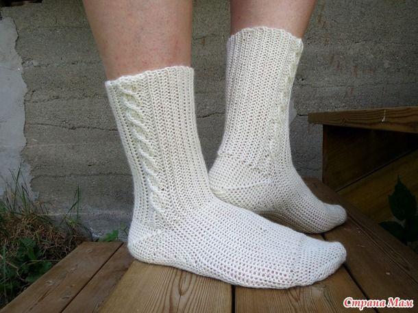 Косы крючком (техника slip stitch crochet или крючком соединительными…