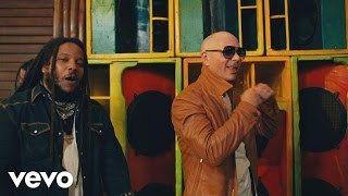 Pitbull  Options ft. Stephen Marley