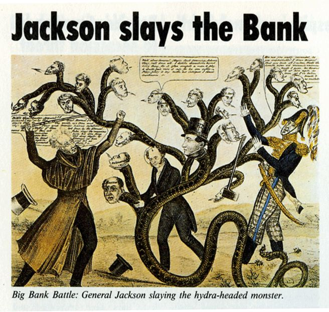 a history of andrew jacksons presidency in the united states The united states congressional including information on the government's indian removal policy today in history october president andrew jackson.
