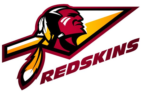 redskins pictures | Redskins Logo Design - Concepts - Chris Creamer's Sports Logos ...