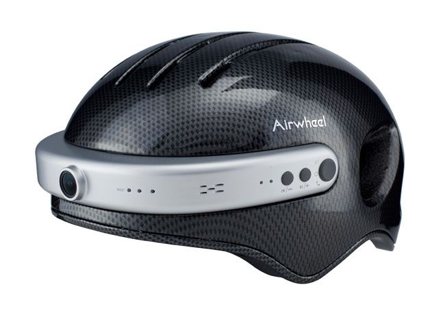 Casque multisport bluetooth avec caméra embarquée Airwheel