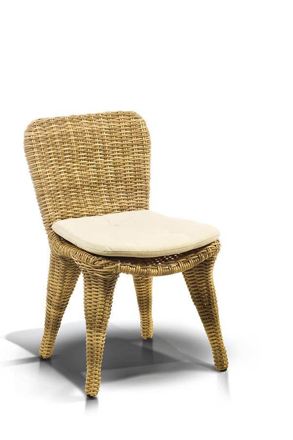 """""""Ницца"""" ,  201012, стул в комплекте с подушкой, алюминиевый каркас, искусственный ротанг, размеры 530х630х870, цвет серо - коричневый             Метки: Пластиковые стулья для дачи.              Объем: 0,29.              Материал: Ткань, Пластик.              Бренд: 4SiS.              Стили: Прованс и кантри.              Цвета: Бежевый, Коричневый."""