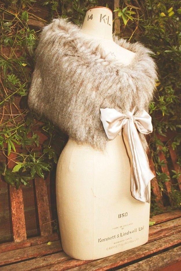 Planes de boda - Las Pieles - Los Complementos MÁS Elegantes para el Invierno