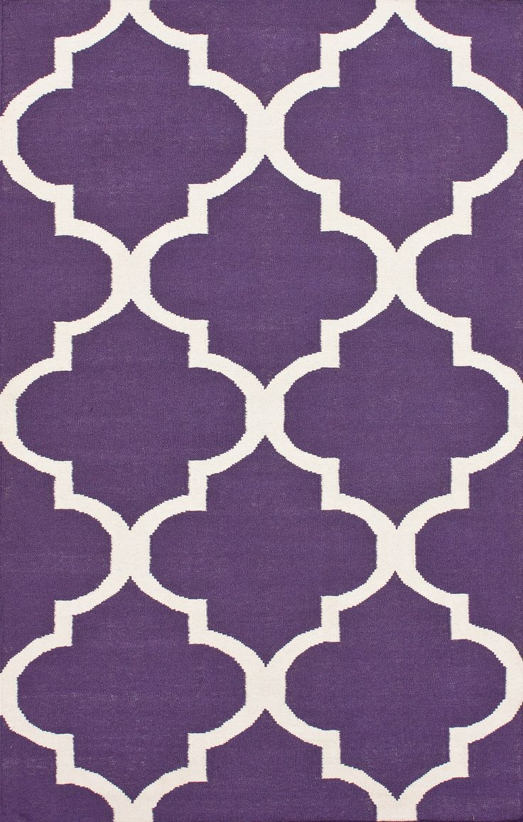 Purple Rugs With Geometric Patterns   Purple Bedroom Ideas Master BR