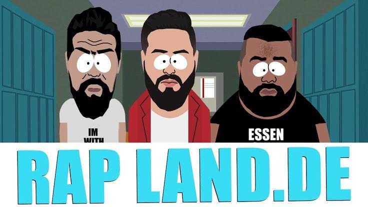 """Deutsche Rapper wie Bushido, Shindy, Ali Bumaye und Arafat sind nicht wirklich für ihren ausgeprägten Humor bekannt. Umso besser, dass die Genannten nun die Hauptdarsteller im ersten Teil der neuen Deutschrap Comedy Serie """"Rapland"""" sind. Auch Rooz, Manuellsen und Staiger kommen in..."""