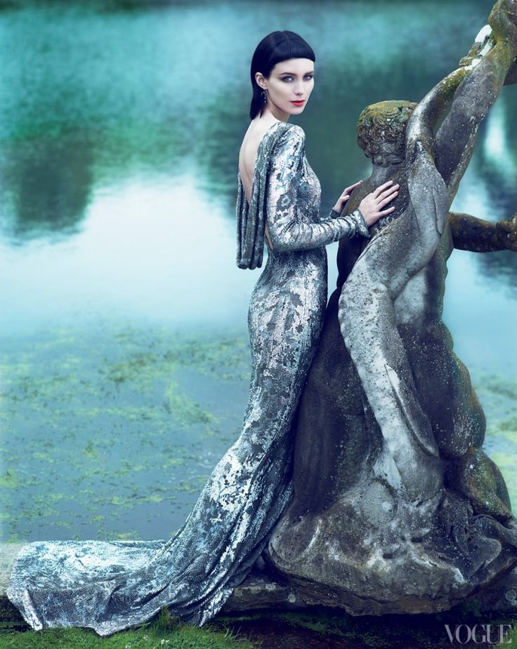 » Rooney Mara for Vogue US November 2011 | Mert Alas and Marcus Piggott