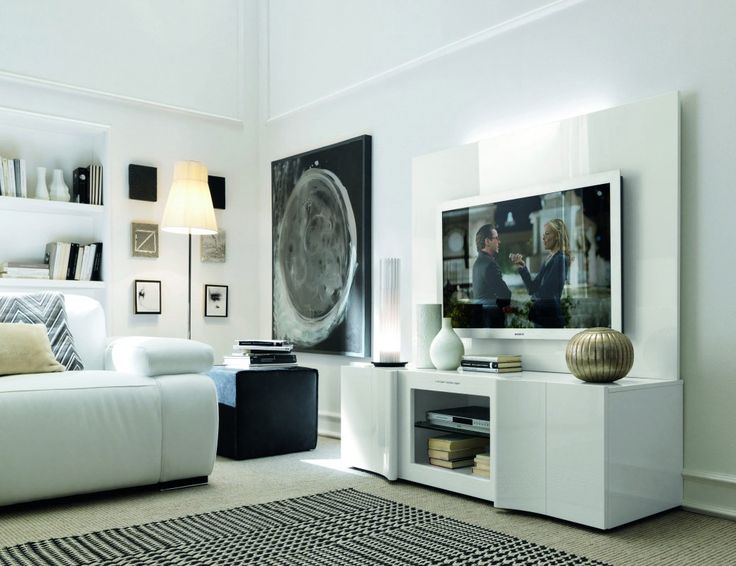 25 Best Ideas About White Entertainment Centers On