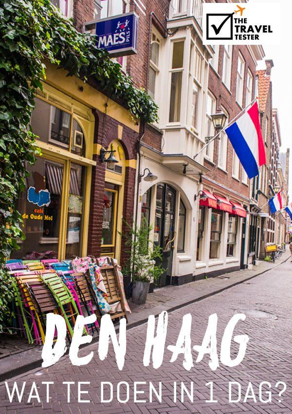Wat te doen in Den Haag? Persoonlijke Dag in Den Haag City Guide || The Travel Tester Blog