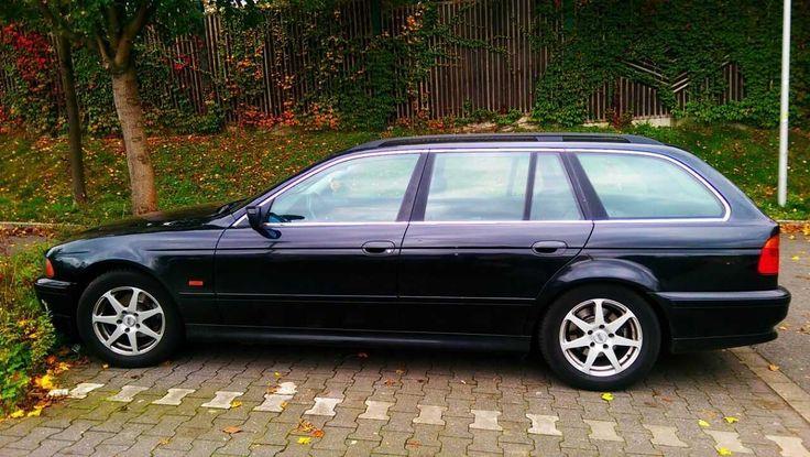 BMW 525 d Touring (E39)   Check more at https://0nlineshop.de/bmw-525-d-touring-e39/