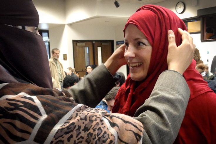 A day in Hijab: a non-Muslim's perspective