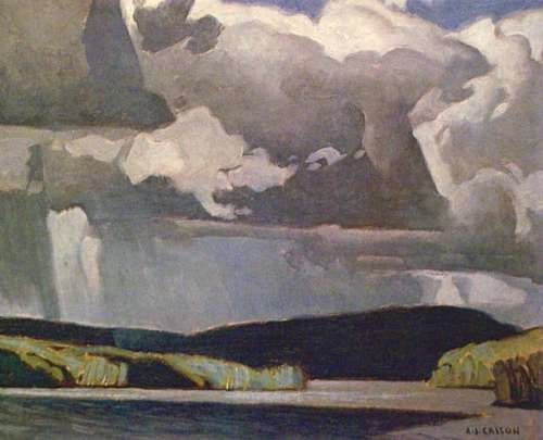 A.J. Casson Summer Storm