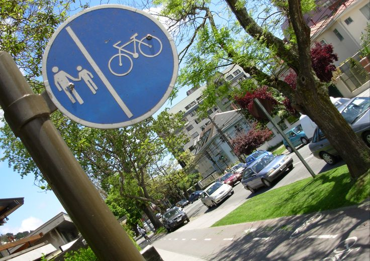 Por fin un mapa online para ciclistas santiaguinos