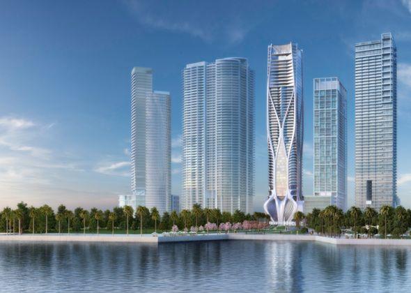 proyectos billonarios diseados por arquitectos ganadores del premio pritzker