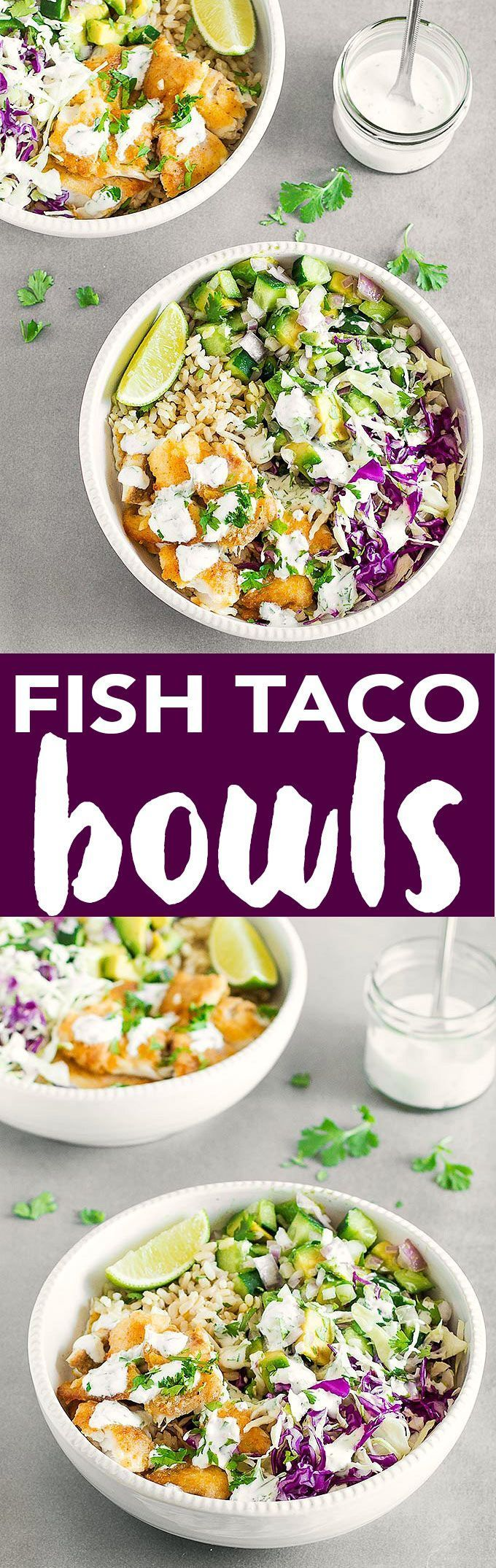 Tacos taco bowls and awesome on pinterest for Sides for fish tacos