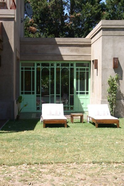 Abertura patio