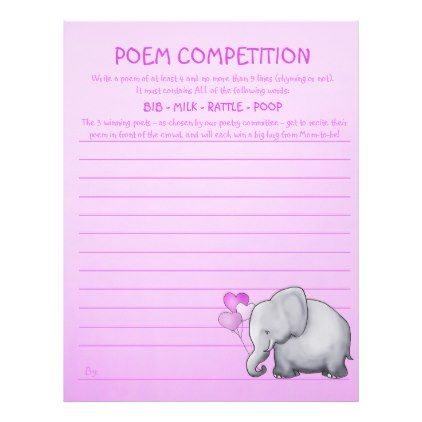 The 25+ Best Baby Shower Poems Ideas On Pinterest | Fun Baby Shower Games, Baby  Shower Invitations And Easy Baby Shower Games
