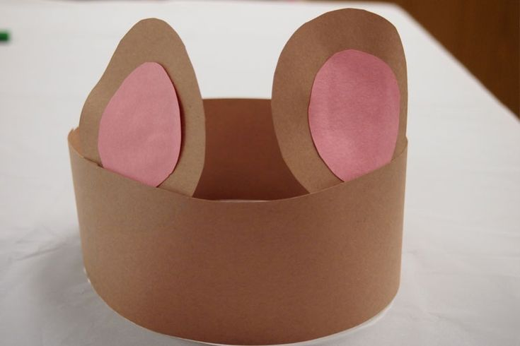mouse headband craft - Google Search